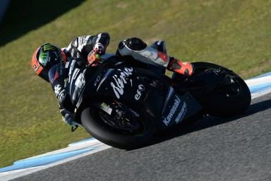 2015 Superbike World Championship, Winter Test, Jerez, Spain, 23-27 November 2015, Tom Sykes, Kawasaki